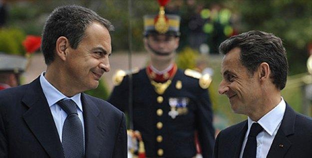 """""""Sabes perfectamente que el aprecio hacia Francia y hacia tu figura es profundo, intenso, sincero, sentido y para siempre"""". (ZP a su amasdo Sarkozy, la derecha francesa)"""